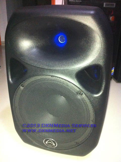 300w Active Powered Speakers